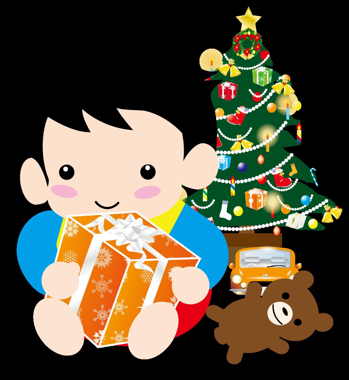 クリスマス会での幼児向けプレゼント交換の中身は?ゲームや料理で盛り上がろう♪