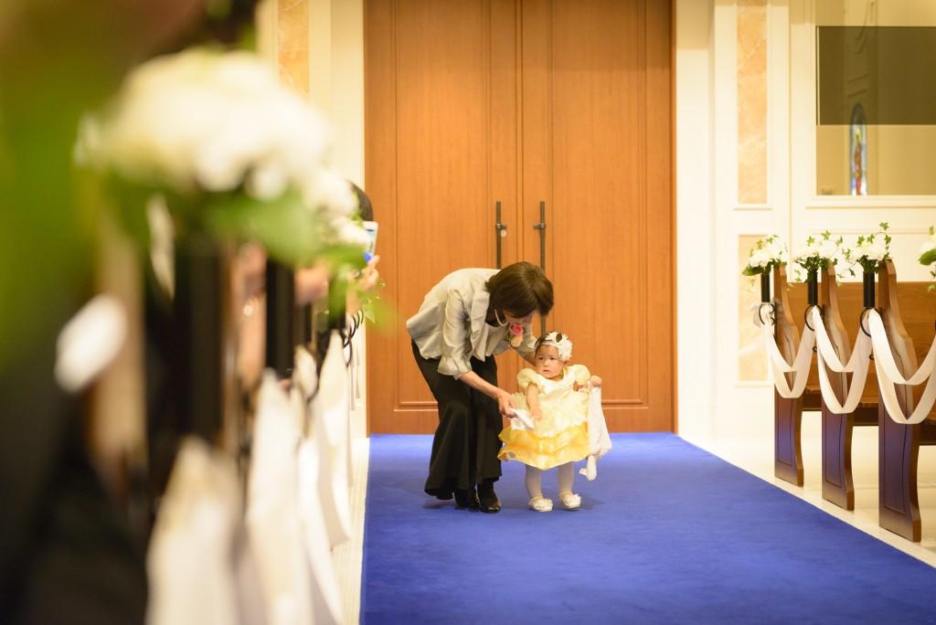 子連れ結婚式での演出は?実際に盛り込んだ6つのアイデアご紹介♪