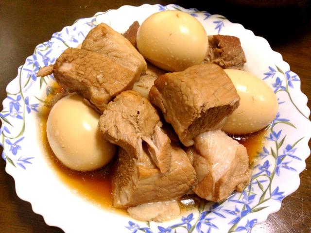 お正月には豚の角煮でしょ!圧力鍋で簡単 我が家の絶品レシピ!