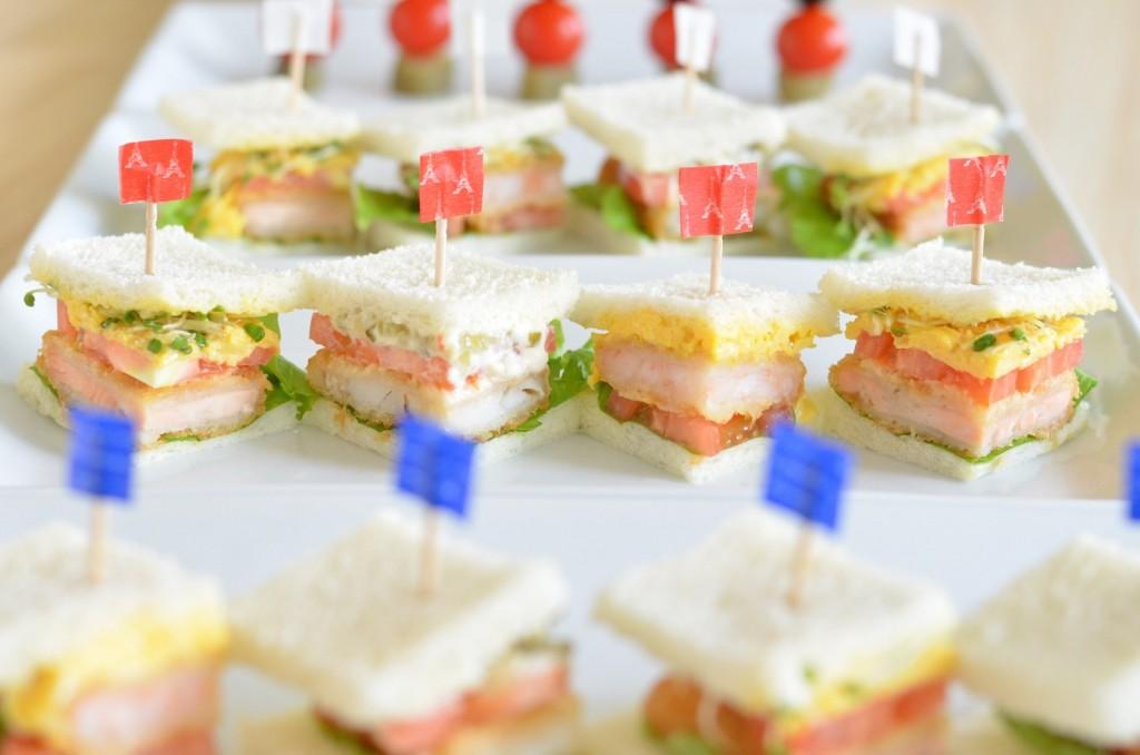 クリスマスで持ち寄る主食!サンドイッチ?それともごはん?