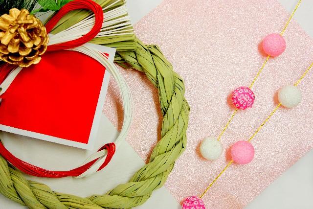 お正月の飾りにはどんな種類がある?その意味と飾り方とは?