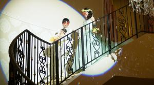 子連れ結婚式での演出でテーブルフォトラウンド