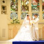 子連れ結婚式での挙式の流れは?事前に決めておくといいポイント!