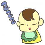 ダブルベッドに夫婦で寝ている場合の赤ちゃんの寝床は?我が家はコレ!