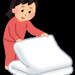 フローリングに布団で寝る場合の収納方法は?置き場に困っている方必見!