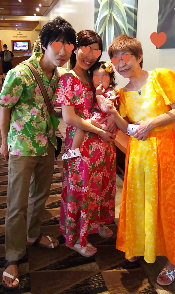 ハワイ挙式に参加した時の服装を公開!靴やアクセサリーは