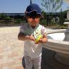 子供の熱中症対策に効果的なグッズを発見!保冷剤で真夏を乗り切れ!