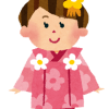 七五三3歳女の子の服装は何がいいの?着物や被布それともワンピース?