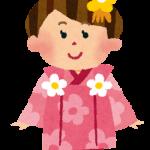 七五三3歳女の子の髪型ショート!自宅で簡単に出来るアレンジ方法ご紹介♪