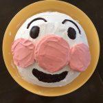 アンパンマンケーキの簡単な作り方!子供と一緒に手作りしちゃおう♪