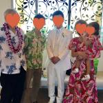 ハワイ結婚式での服装男性コーデ【体験談】ズボン・靴・アロハシャツはどんなの?