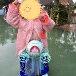 雨の日ディズニーランド子連れ初体験!必須な持ち物と1日の回り方はこうした!