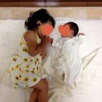 赤ちゃんの寝床フローリングではどうする?日中どこで過ごすか我が子の体験。