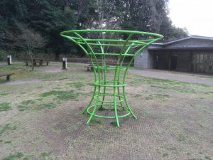 小菅ヶ谷北公園バーベキュー場の遊具